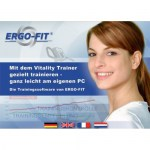 ERGO-FIT Vitality Trainer Software